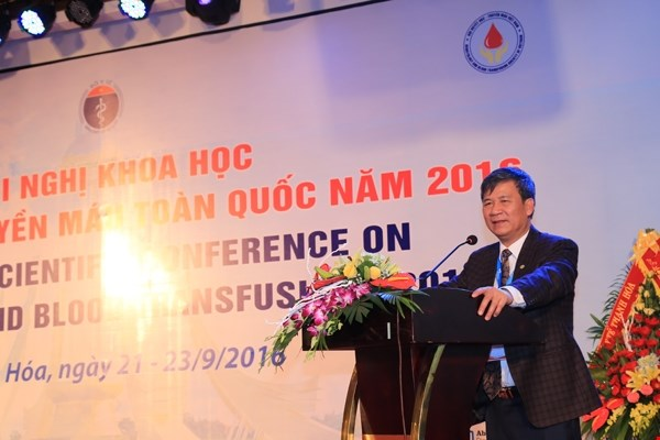 National congress on hematology, blood transfusion opens hinh anh 1