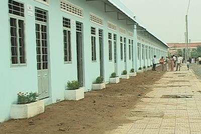 Vinh Long: Vietnam – RoK friendship village aids poor people hinh anh 1