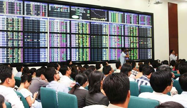 Shares stay upbeat after flat US rates hinh anh 1