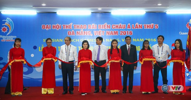 ABG 5 Int'l media centre opens hinh anh 1