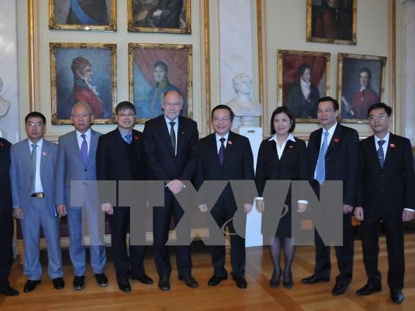 Vietnam, Norway seek to deepen ties hinh anh 1