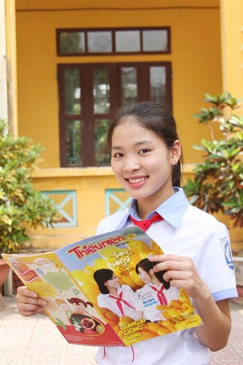 VN student wins int'l letter-writing contest hinh anh 1