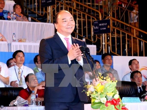Fifth Asian Beach Games kicks off in Da Nang city hinh anh 1