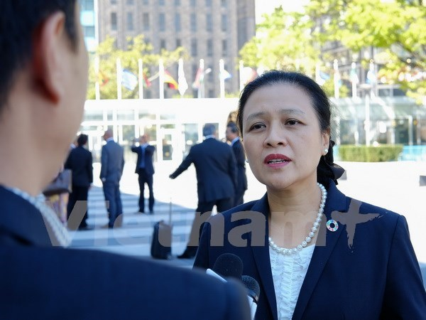 Vietnam calls on UN to heed respect for international law hinh anh 1
