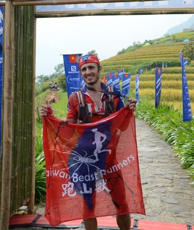 Czech runner wins 100km mountain race hinh anh 1