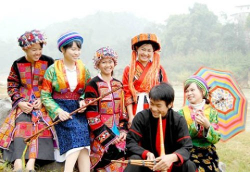 Ha Giang to build Mong ethnic culture and tourism village hinh anh 1