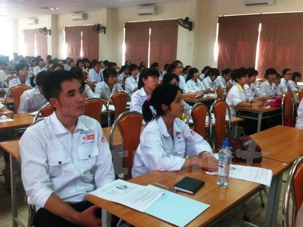 Japan wants more Vietnamese nurses, orderlies hinh anh 1