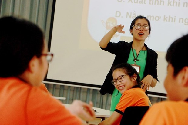 Vietnam to focus on youth's sexual reproductive health hinh anh 1
