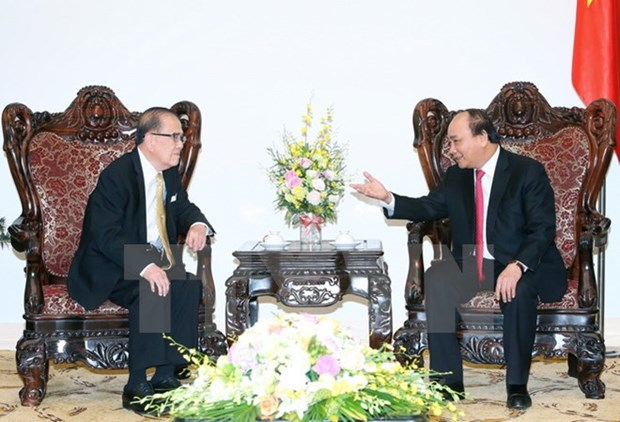 Prime Minister receives former Malaysian Senate President hinh anh 1