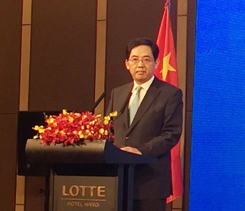 Chinese Embassy hosts get-together marking national day hinh anh 1