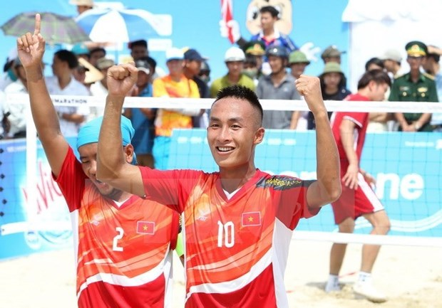ABG5: Vietnam leads medal table on third competition day hinh anh 1