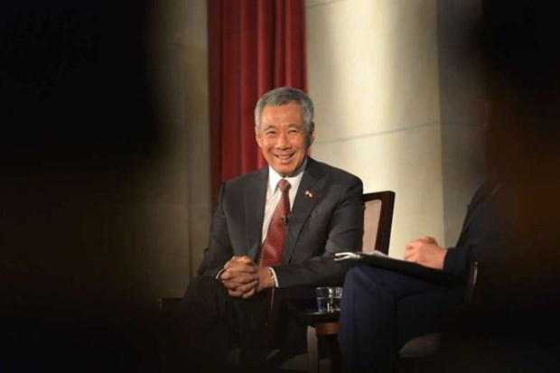 Singapore, Japan sign three economic cooperation pacts hinh anh 1