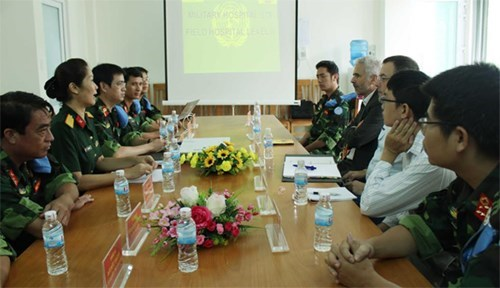 Vietnam, Canada enhance military medical cooperation hinh anh 1