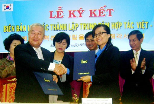 Binh Duong fosters ties with RoK hinh anh 1