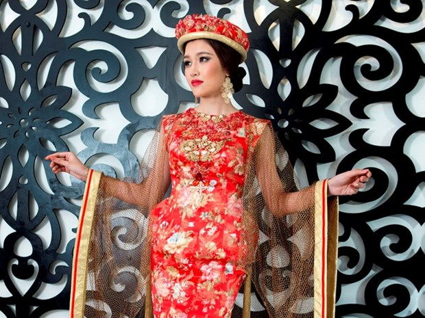Vietnamese beauty among top 10 Int'l Tourism Queens hinh anh 1