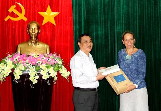 EU to increase cooperation with Mekong Delta region hinh anh 1