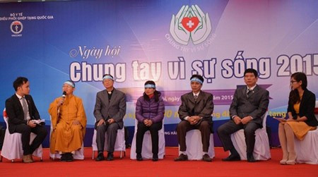 HCM City: Festival honours organ donors hinh anh 1