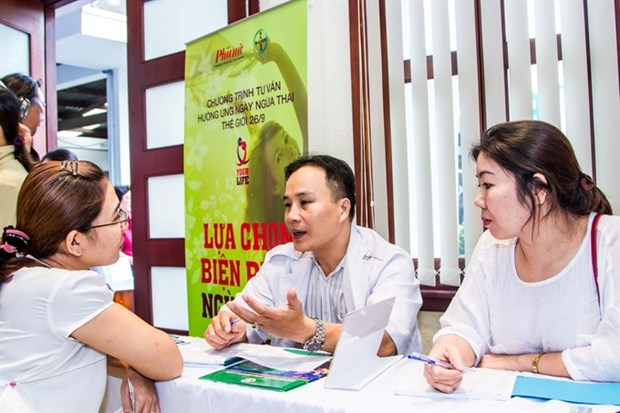 Modern contraceptives are more effective: conference hinh anh 1