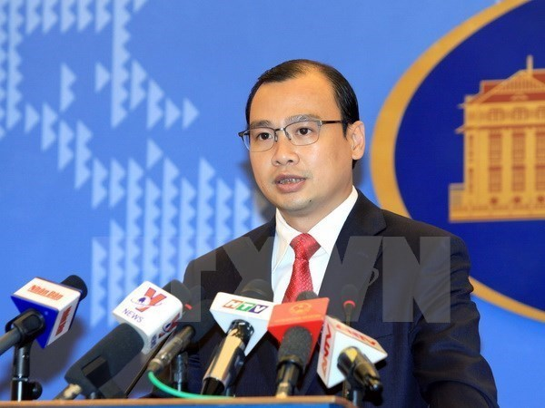 Vietnam opposes China's election in so-called Sansha city hinh anh 1