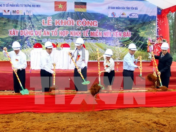New economic complex expected to boost Yen Bai's growth hinh anh 1