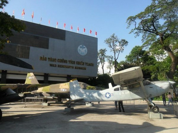 War Remnants Museum ranks among world's top 25 hinh anh 1