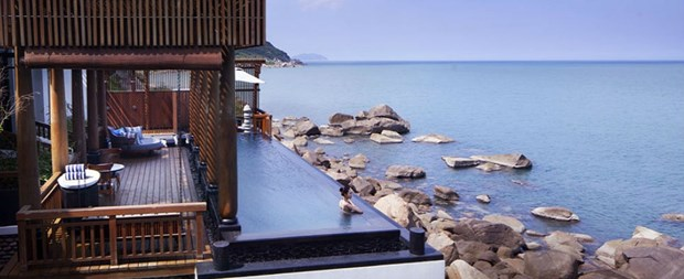 Da Nang resort named best resort hotel in Asia-Pacific hinh anh 1