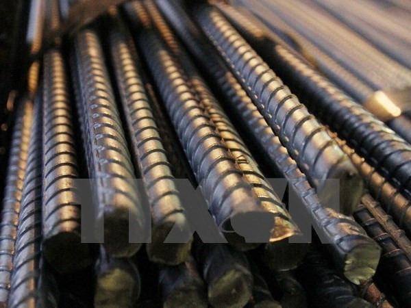 US lodges anti-dumping lawsuit against Vietnam's cold-rolled steel hinh anh 1