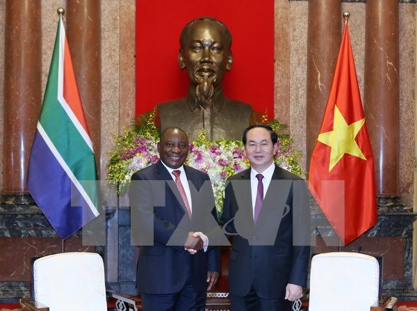 Vietnam seeks all-round cooperation with South Africa hinh anh 1
