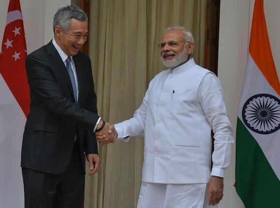 India, Singapore boost bilateral trade, economy hinh anh 1