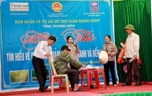 Thanh Hoa compiles list of poor, near-poor households hinh anh 1