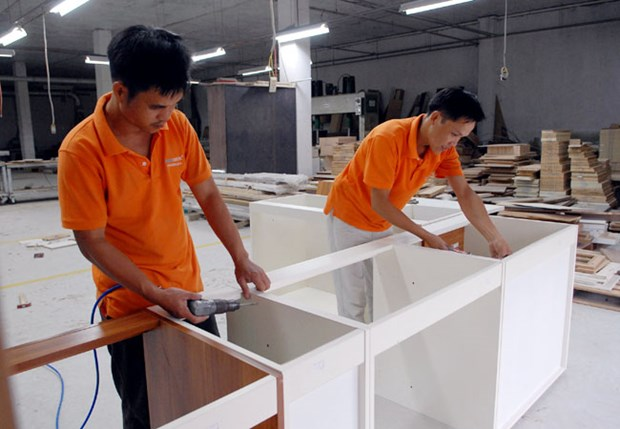 Room remains for wood product export growth hinh anh 1