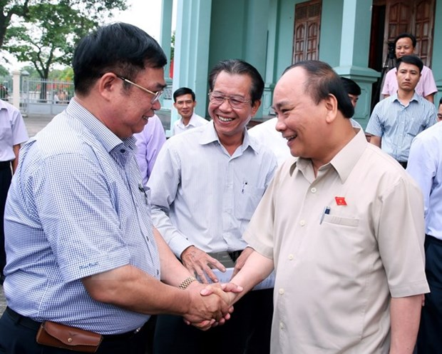 Hai Phong: PM urges Vinh Bao to become new-style rural district hinh anh 1