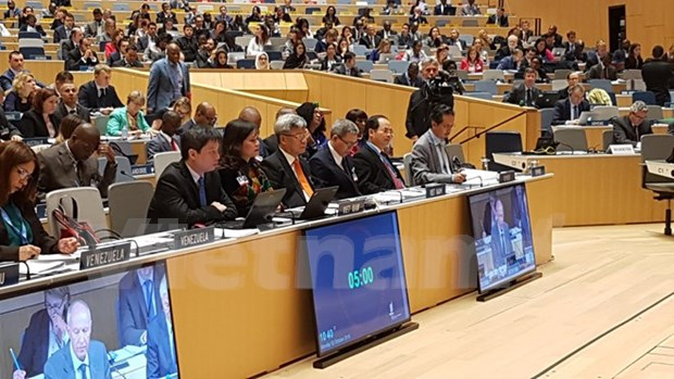 Vietnam attends 56th WIPO General Assemblies hinh anh 1
