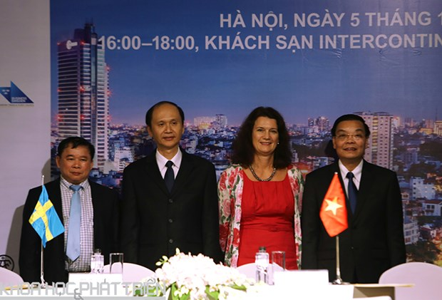 Vietnam, Sweden seek ways to promote sustainable development hinh anh 1