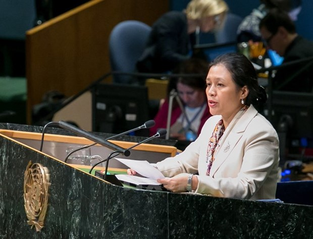 Vietnam affirms consistent support for complete disarmament hinh anh 1