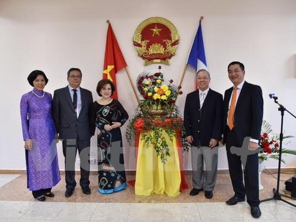 Vietnam opens honorary consulate in New Caledonia hinh anh 1