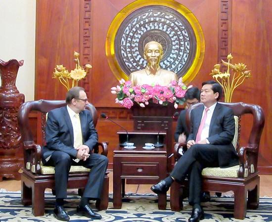 Vietnam, Belarus eye reinforced economic cooperation hinh anh 1