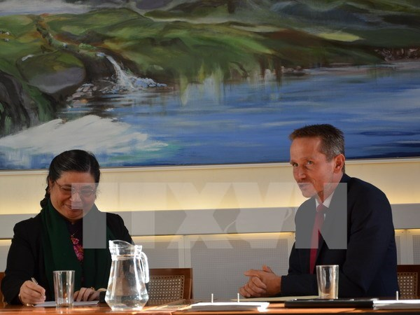 Vietnam, Denmark seek new forms of cooperation hinh anh 1
