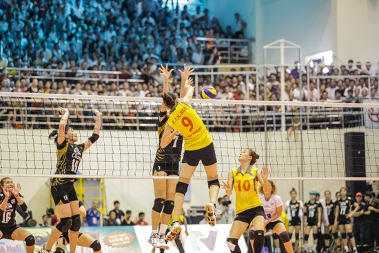 International Women's Volleyball Tourney begins hinh anh 1
