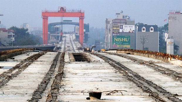 Hanoi's railway a step closer to reality hinh anh 1