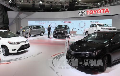 September's automobile sales surge 13 percent hinh anh 1