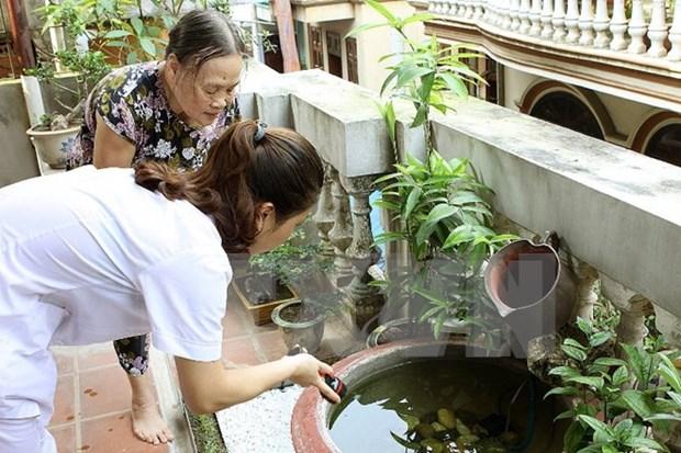 Binh Duong takes measures against Zika virus hinh anh 1