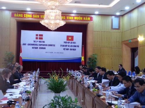 Vietnam, Denmark strengthen comprehensive partnership hinh anh 1