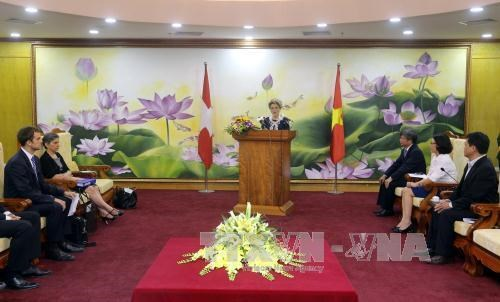 Switzerland commits 92 million USD in ODA for Vietnam hinh anh 1
