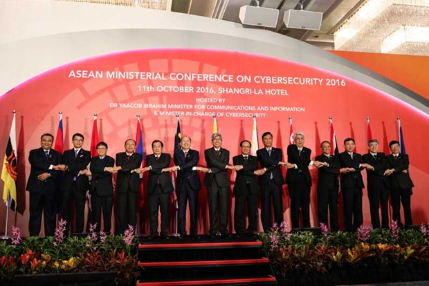 ASEAN fosters cooperation to combat cyber threats hinh anh 1