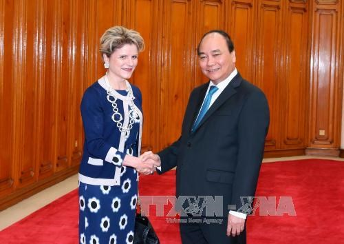 Swiss businesses encouraged to invest in Vietnam hinh anh 1