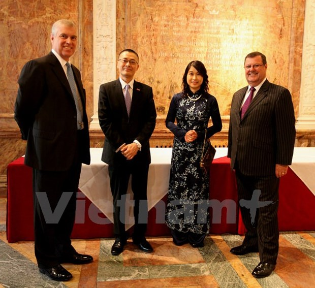Vietnam-UK Network to facilitate trade with Ho Chi Minh City hinh anh 1