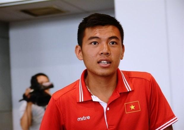 Nam sets Vietnamese ATP ranking record hinh anh 1