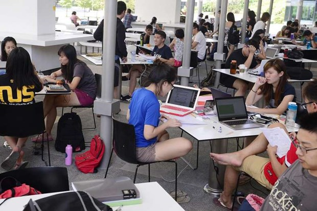 Singapore to increase foreign student tuition fee in 2017 hinh anh 1