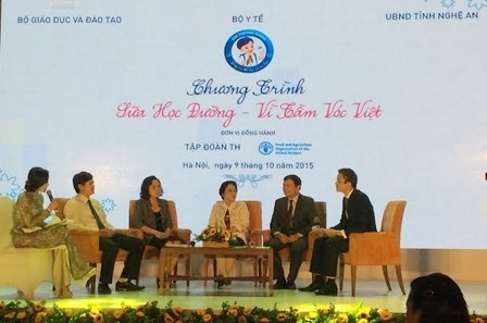 More children in Nghe An to benefit from school milk programme hinh anh 1